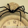 spideronclock1