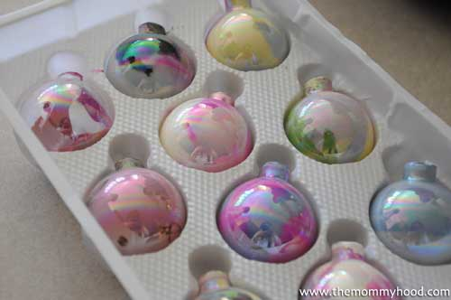 Make Your Own Christmas Ornament Craft