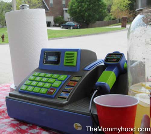Toys R Us Lemonade Stand : Gift ideas for kids who like money