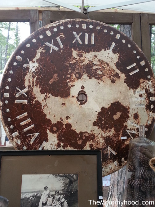 old_clock_face_country_living_fair_atlanta