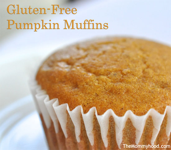 Gluten-Free Pumpkin Muffins (They are delicious and you can't tell ...